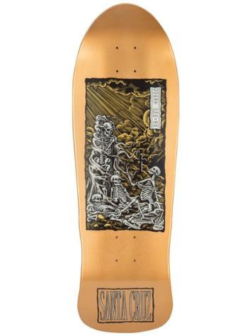 "Santa Cruz O`Brien Purgatory REISSUE 9.85"" Deck"