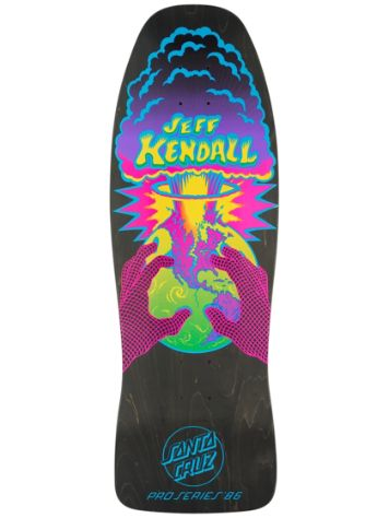 "Santa Cruz Kendall End of the World REISSUE 10"" Skatebo"