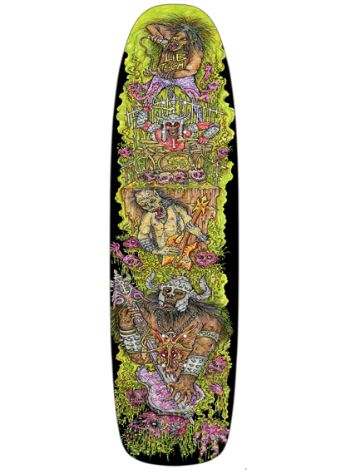 "Lib Tech Bowl Troll 8.75"" Skateboard Deck"