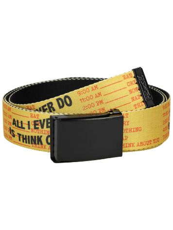 Broken Promises Daily Ritual Belt