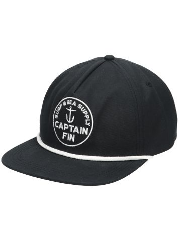 Captain Fin Harbor 5 Panel Cap