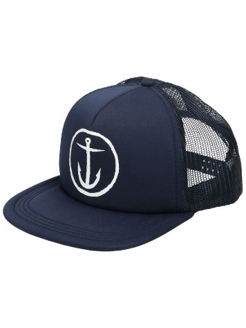 Captain Fin Og Anchor Trucker Cap