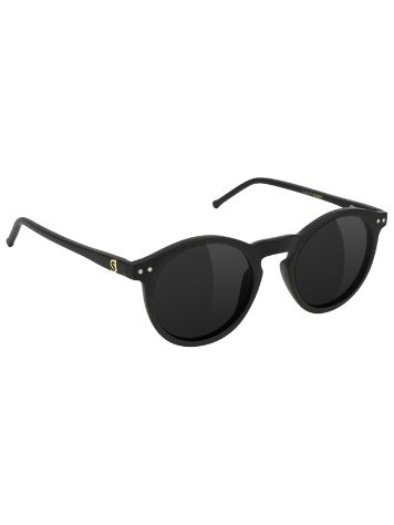 Glassy TimTim Premium Matte Black Polarized