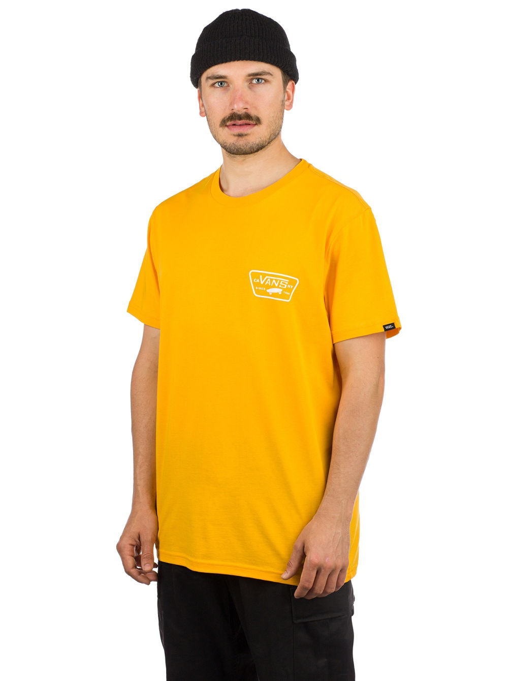 Full Patch Back T-Shirt