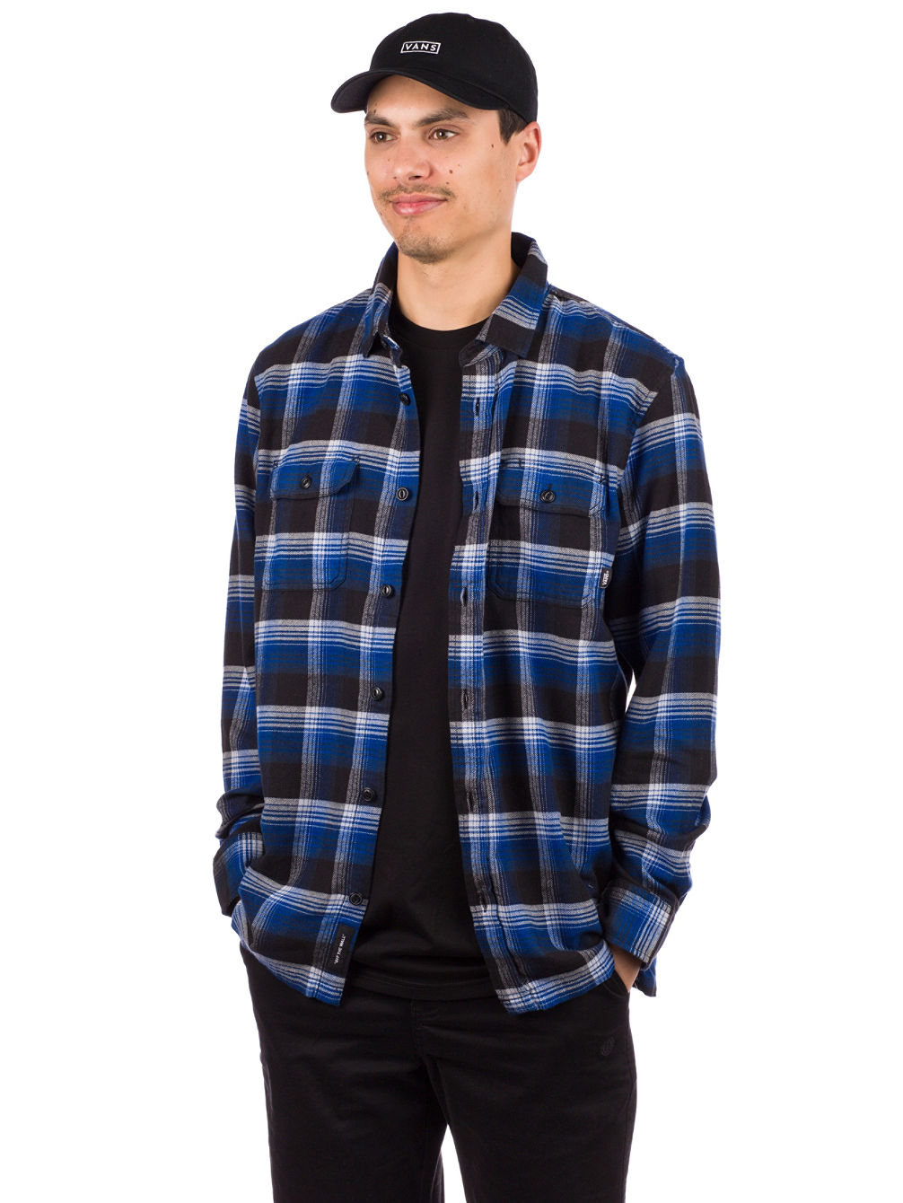 X Antihero Wired Flannel Shirt