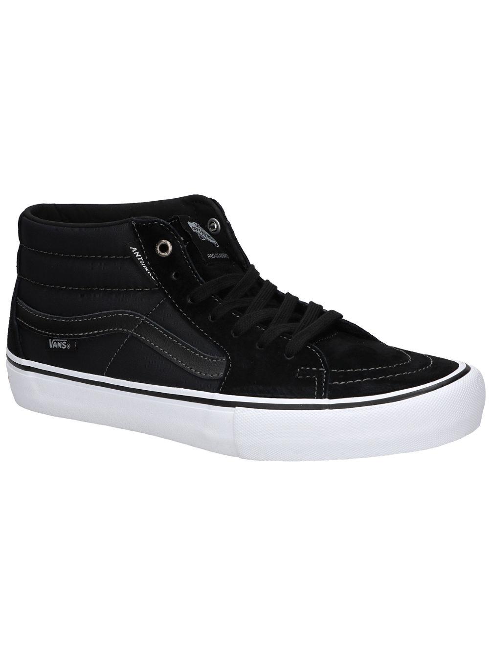 3ab7305bc0 Buy Vans X Antihero Sk8-Mid Pro Skate Shoes online at Blue Tomato