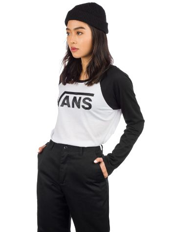 Vans Flying V Raglan Long Sleeve T-Shirt
