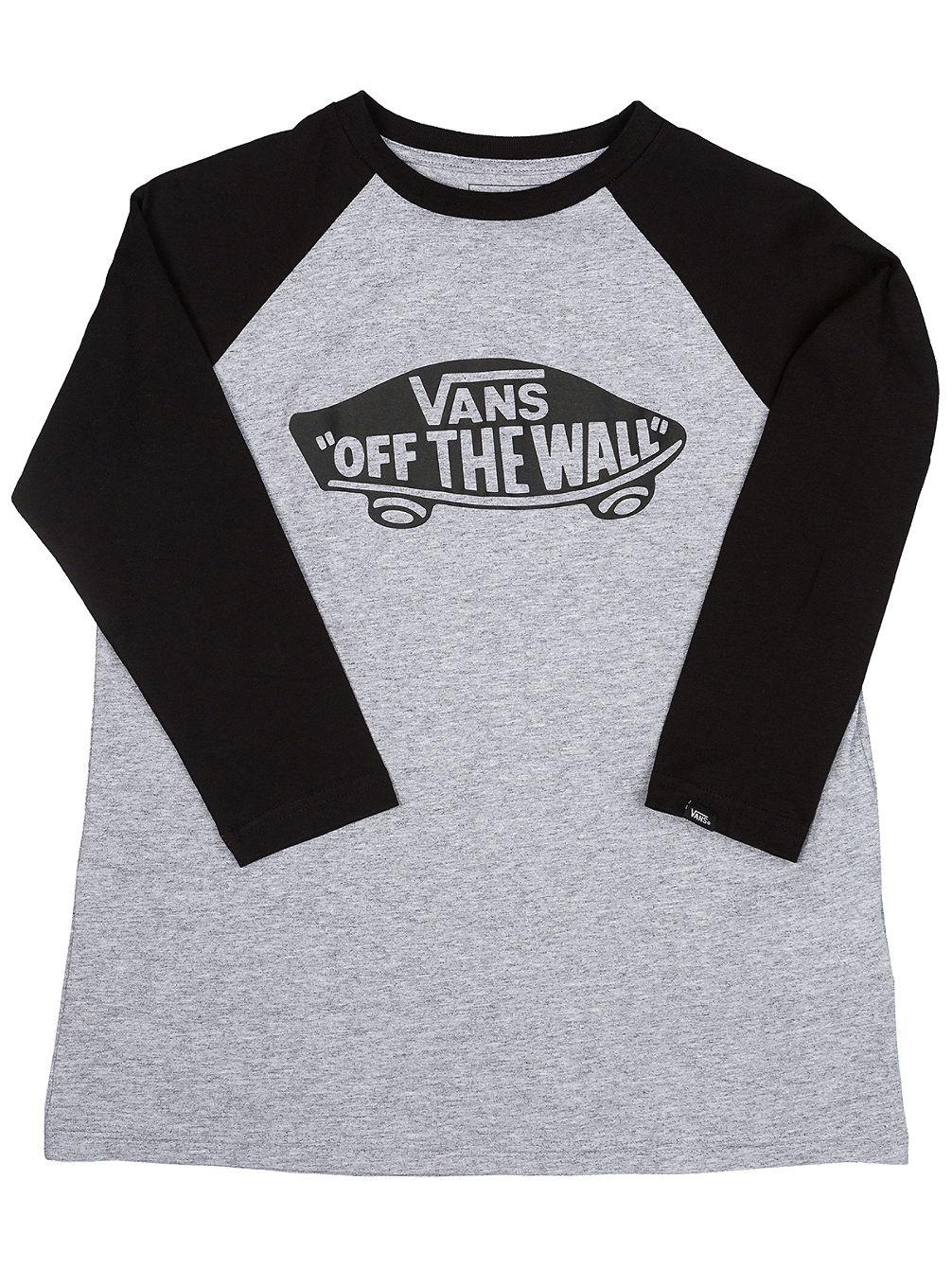 b217365f7af22 Buy Vans Otw Raglan Long Sleeve T-Shirt online at Blue Tomato