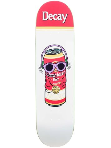 "Decay Hater 8.375"" Skateboard Deck"