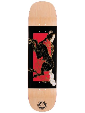 "Welcome Goodbye Horses On Amulet 8.125"" Skateboard D"