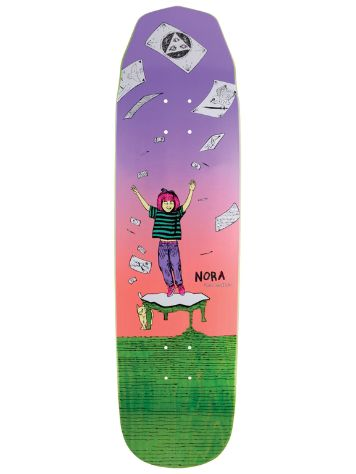"Welcome Nora Magilda 8.6"" On Wicked Queen Skateboard"