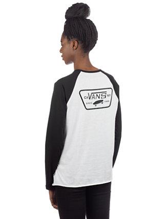 Full Patch Raglan T-Shirt