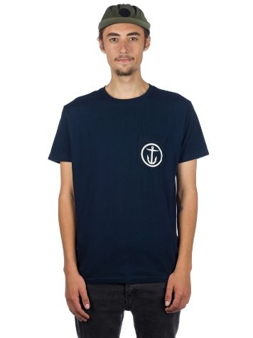 Captain Fin New Wave Premium Pocket T-Shirt