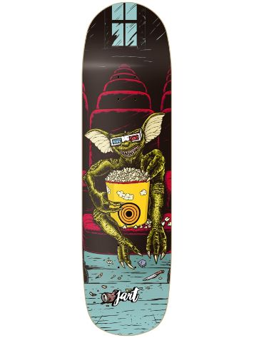 "Jart Mogwai Pool Bfre Death 8.375"" Skate Deck"