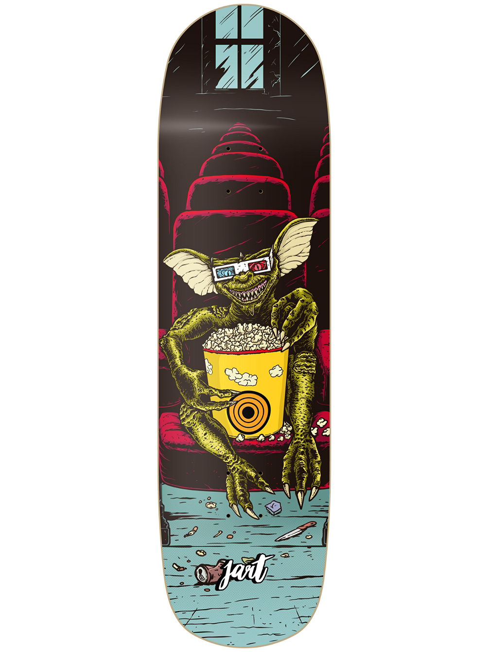 "Mogwai Pool Before Death 8.375"" Deck"