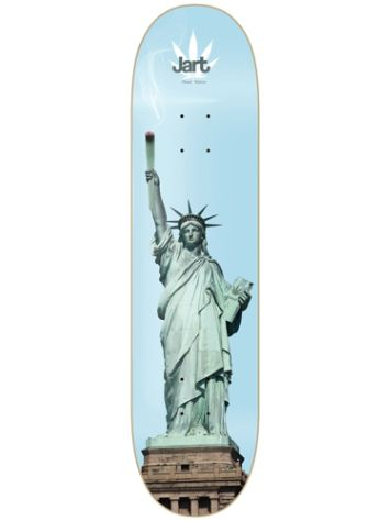 "Jart Weed Nation Liberty LC 8.375"" Skate Deck"