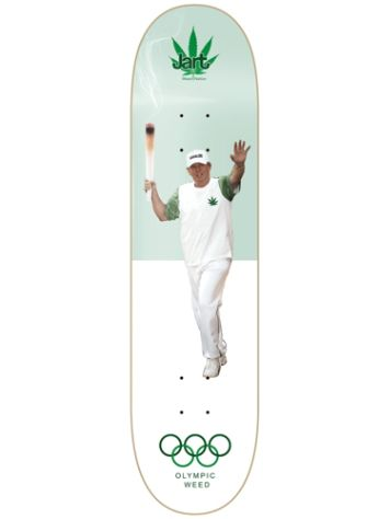 Jart Weed Nation Olympic Weed LC 8.25'' Deck