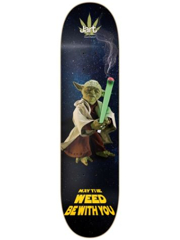 Jart Weed Nation Yoda LC 8.0'' Deck