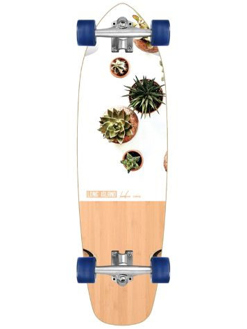 "Long Island Longboards Bamboo 9.25"" Complete"