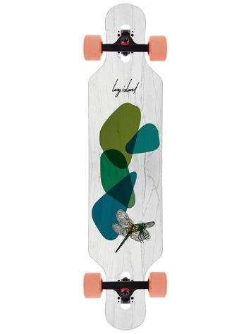 Long Island Longboards Fly Drop 8.75'' Complete