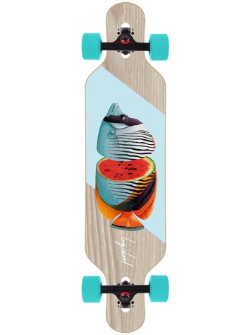 Long Island Longboards Sushi Drop 9.9'' Complete