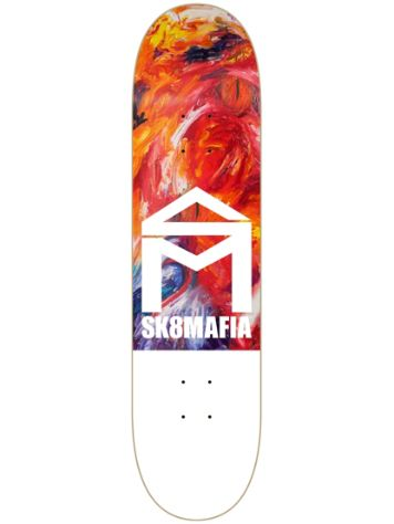 SK8 Mafia House Logo Oil High 8.25'' Deck