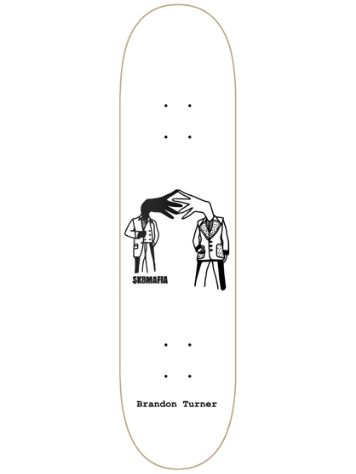 "SK8 Mafia B.Turner All Around 8.3"" Skateboard Deck"