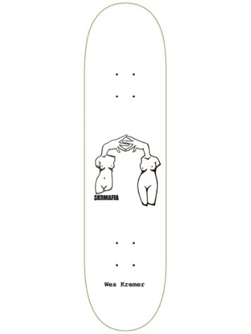 "SK8 Mafia Wes Kremer All Around 8.25"" Deck"