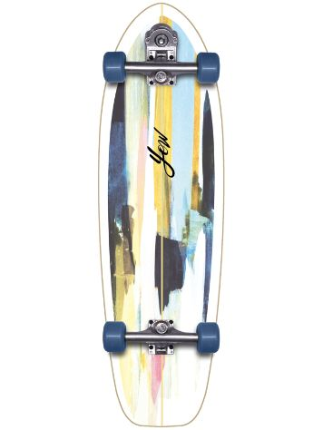 "YOW Teahupoo Power Surf 34.0"" Complete"
