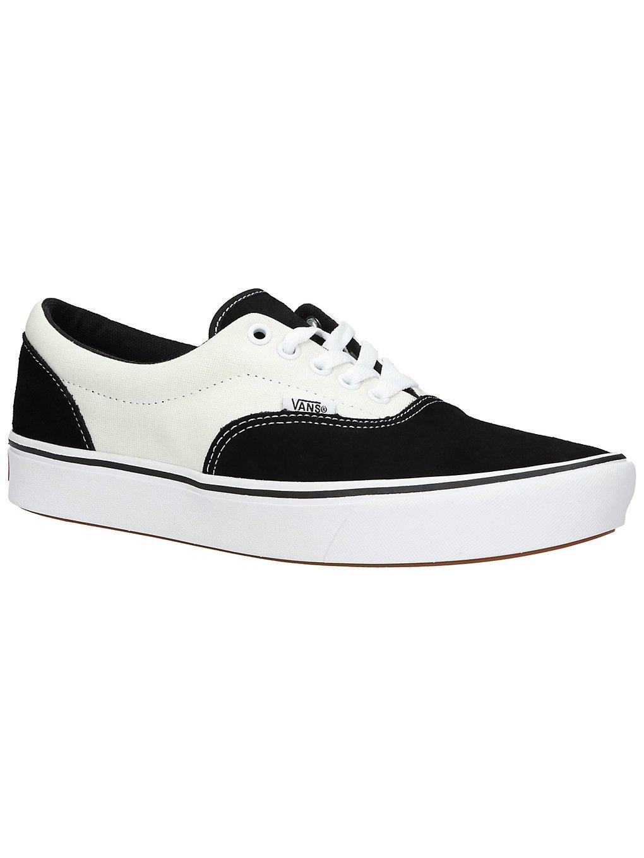 Vans Suede Canvas ComfyCush Era Sneakers zwart