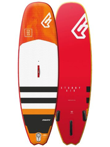 Fanatic Stubby Air 8.6 SUP Board