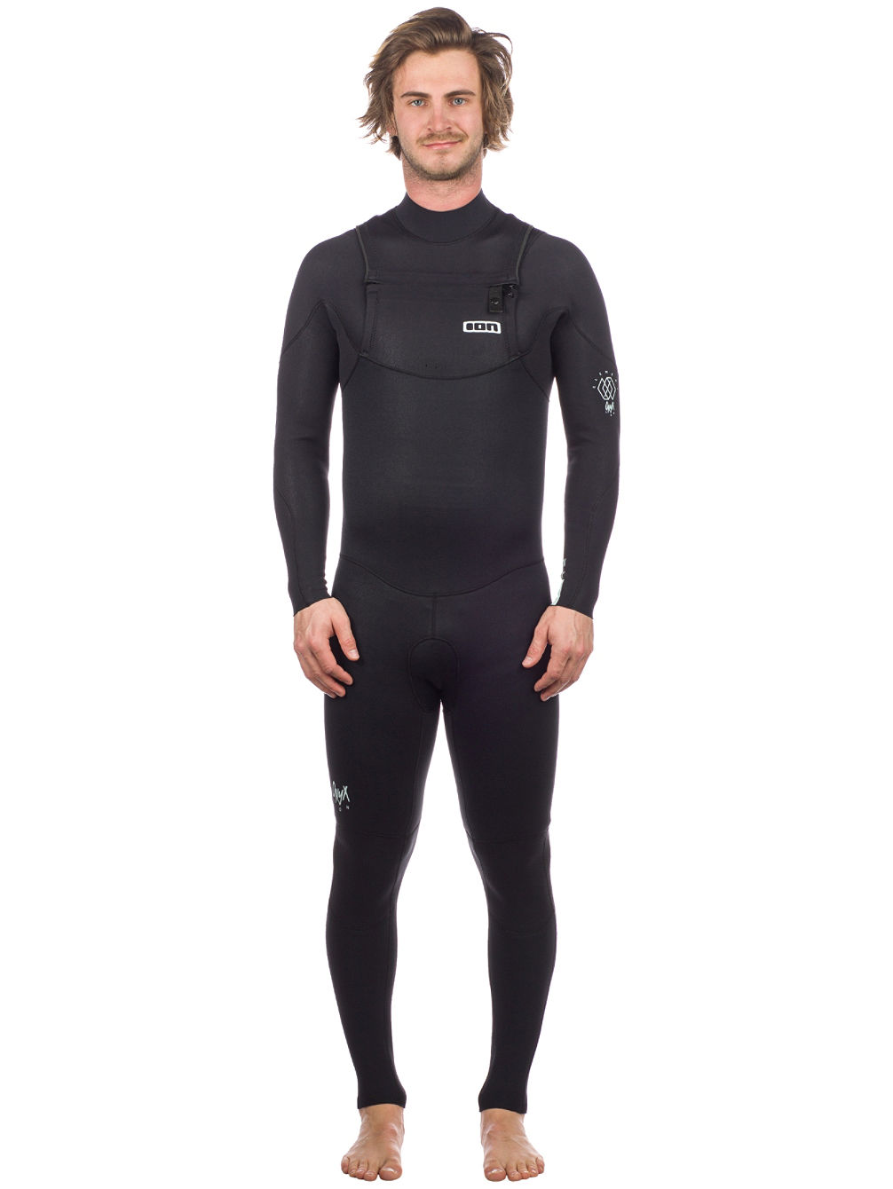Onyx Element Semidry 4/3 Front Zip