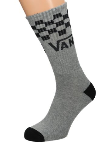 Vans Checker Vans Crew (9.5-13, 1P) Socks