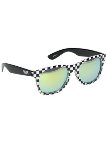 7f735c4c3dc4da Vans Spicoli 4 Black White Check Sonnenbrille online kaufen bei Blue Tomato
