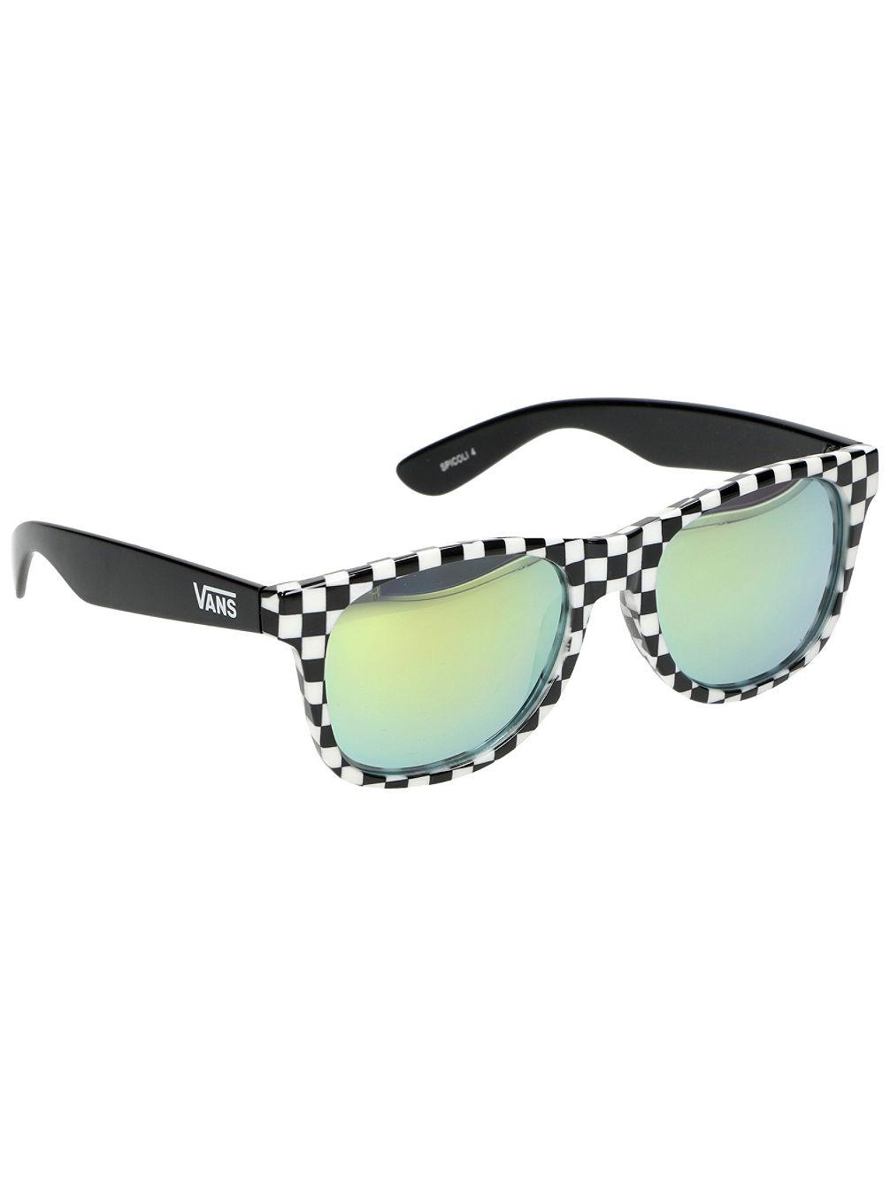 26080d26e3 Compra Vans Spicoli 4 Black/White Check Gafas de Sol en línea en ...