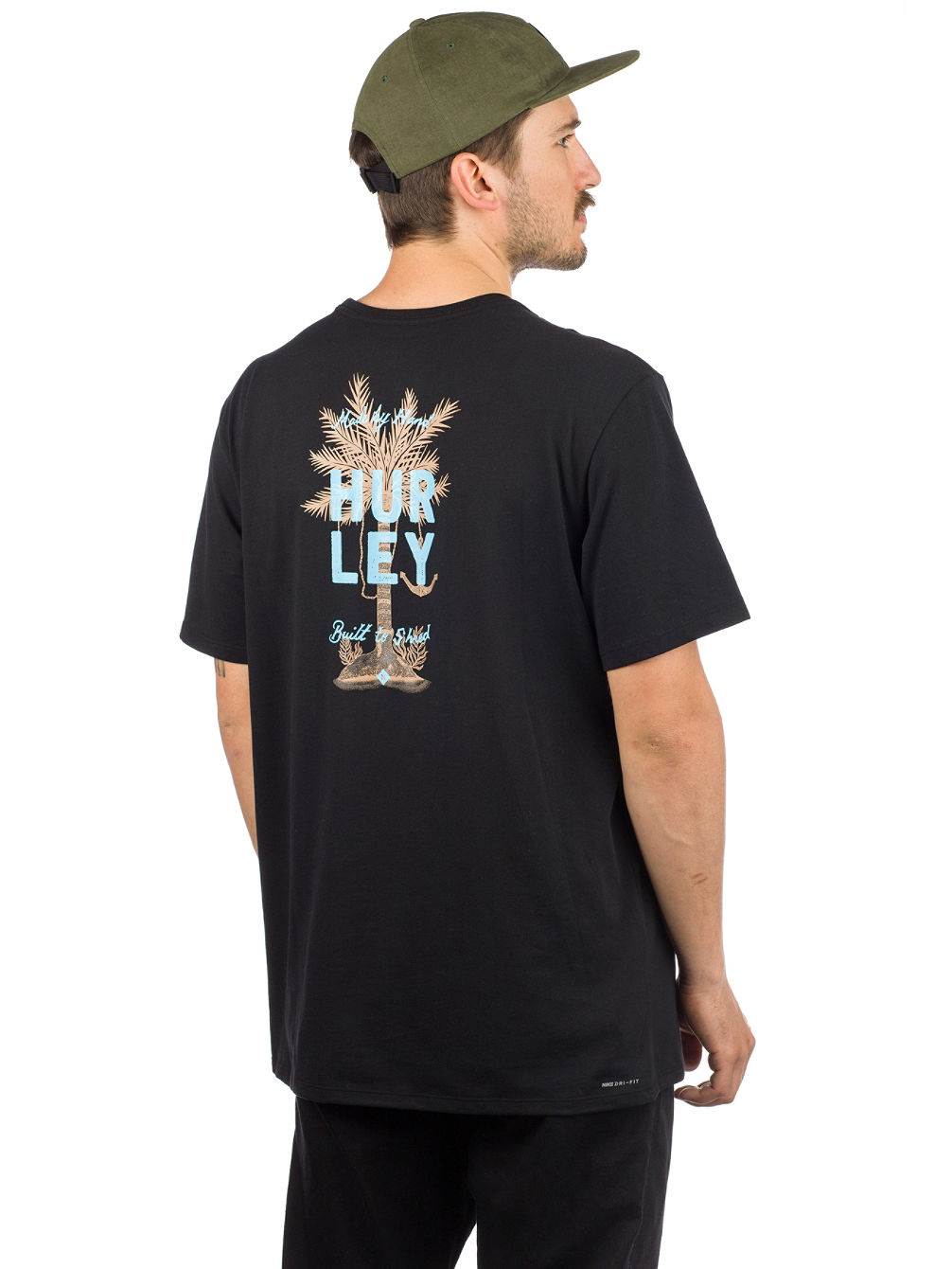 Dri-Fit Wavy Palm T-Shirt