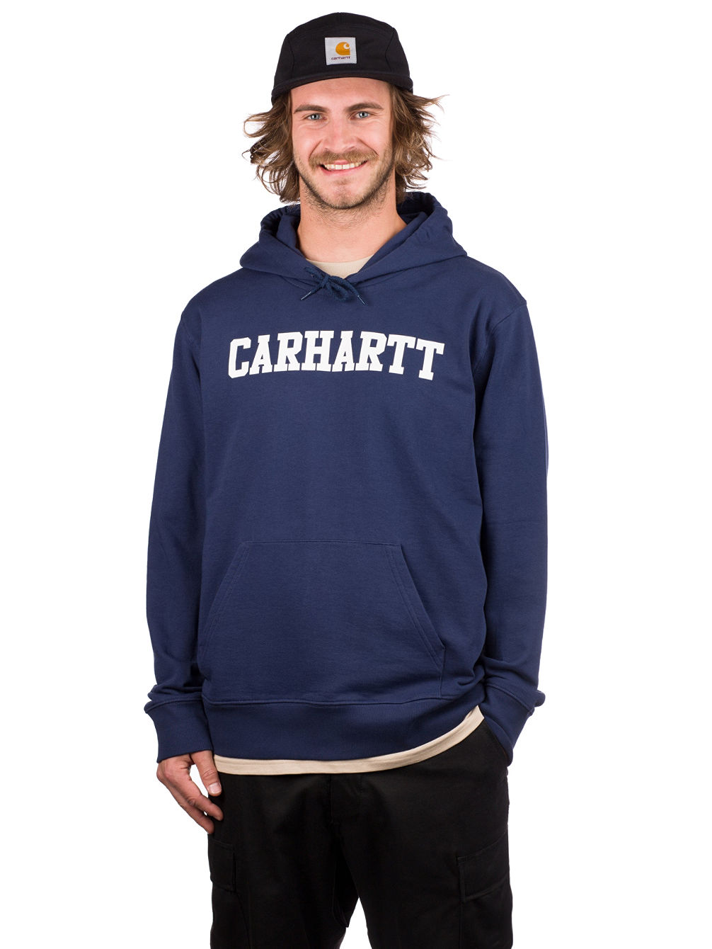 ba7dcf93c5f Buy Carhartt WIP College Hoodie online at Blue Tomato