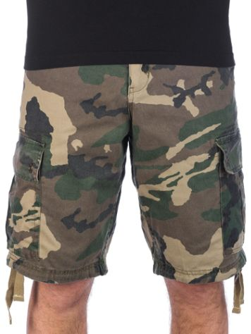 Free World Wreckage Cargo Short