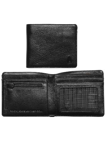 Nixon Cape Leather Coin Wallet