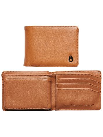 Nixon Pass Vegan Leather Wallet