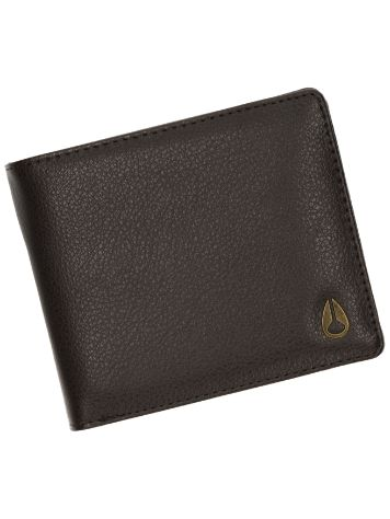 Nixon Pass Vegan Leather Coin Carteira