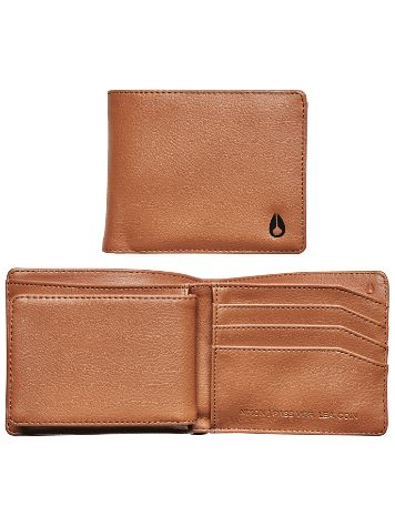 Nixon Pass Vegan Leather Coin Portefeuille