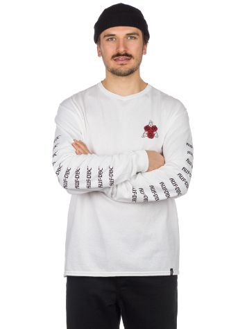 HUF Bones & Roses TT Long Sleeve T-Shirt