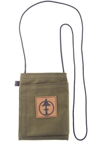 Treefort Travelers Trunk Wallet