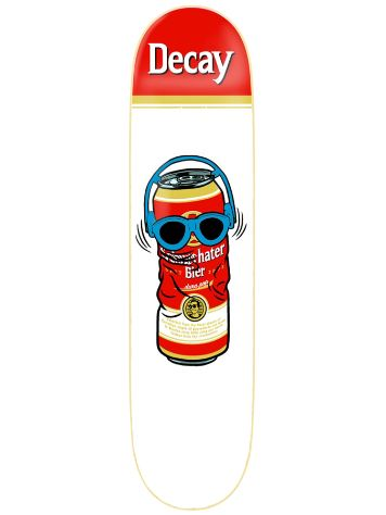 Decay Hater 8.5 Skateboard Deck