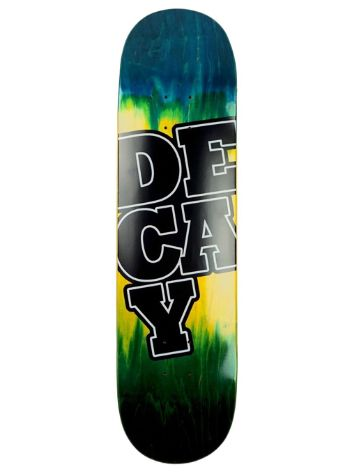 Decay Stacked Rainbow 8.125 Skateboard Deck
