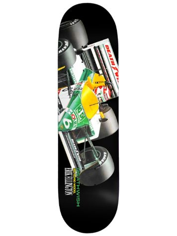 Deathwish Ellington Turbocharger 8.0 Skateboard De