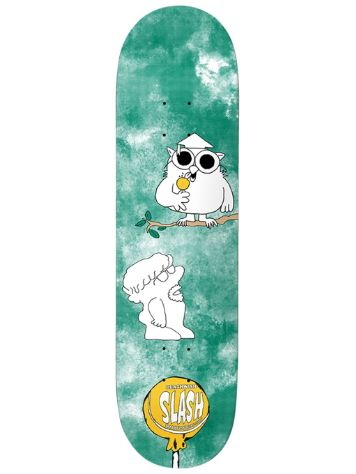 Deathwish Slash 3 Licks 8.125 Skateboard Deck