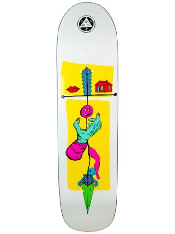 Welcome On Son Of Planchette 8.38 Skateboard Dec