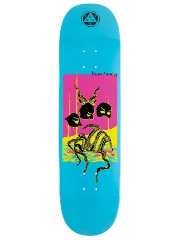 Welcome On Enenra Blue Dip 8.5 Skateboard Deck